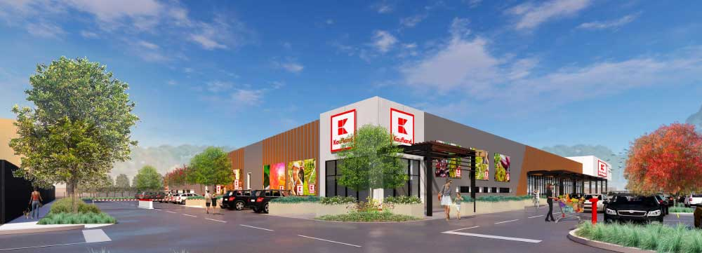 Kaufland first Australian Supermarket to be build in Prospect