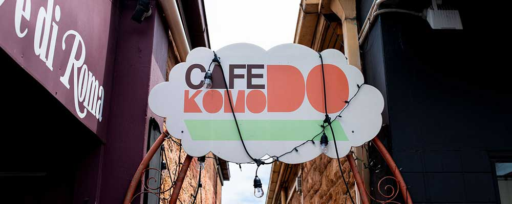 Cafe Komodo Prospect