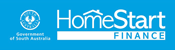Homestart Finance Logo