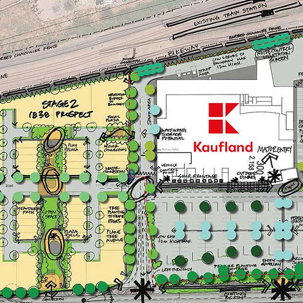 Kaufland Australia, flagship store at Prospect 1838